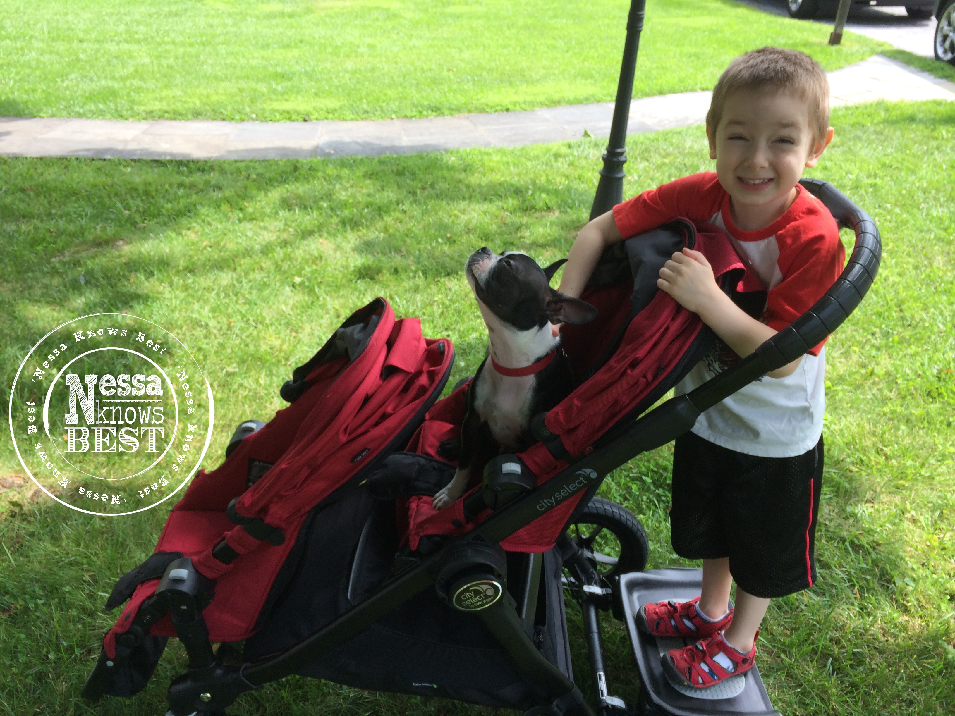 5 Reasons To Love Baby Jogger City Select Nessa Knows Best